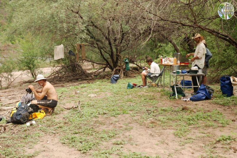 Los Otates, Rio Aros, Sonora