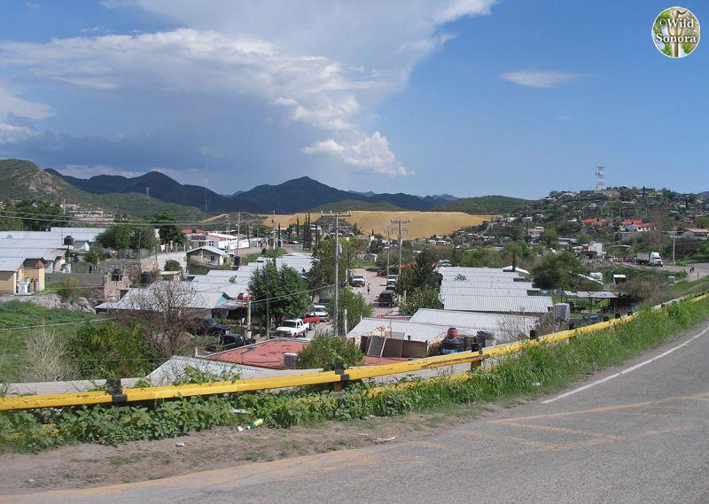 Nacozari de Garcia