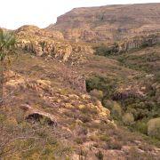 Scenery, Cajón del Agua, Sonora