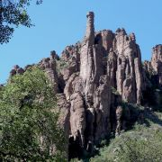 Devil's Canyon (Gaan Canyon), May 2010