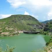 La Angostura Reservoir