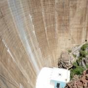 La Angostura dam