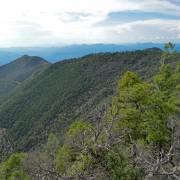 Sierra el Tigre view