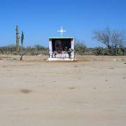 Shrine on Altar/Sasabe Highway