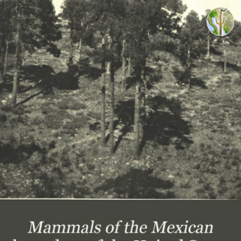 Mammals of the Mexican boundary of the United States, Mearns 1907